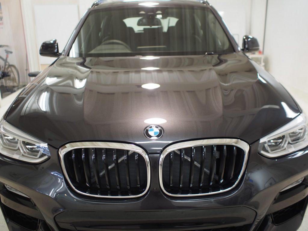 BMW X3  DPRO Type-RE ウィンドウ撥水コート プロテクションフィルム