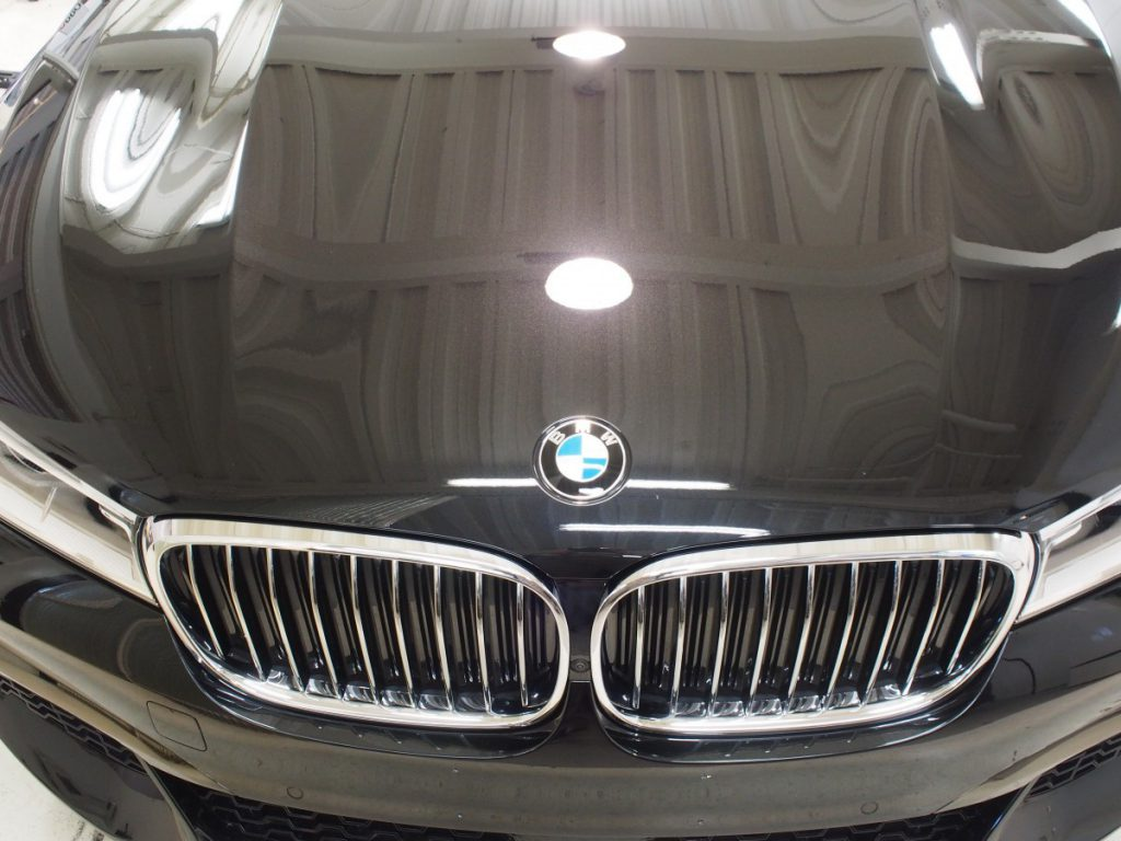 BMW740Ld DPRO Type-RE カーフィルム  ウィンドウ撥水コート