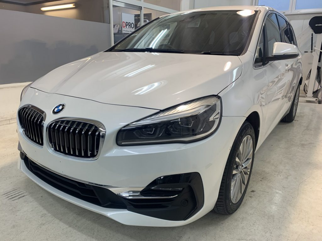 BMW218d アクティブツアラー カーコーティングDPRO Type-RE カーフィルム  from 京都