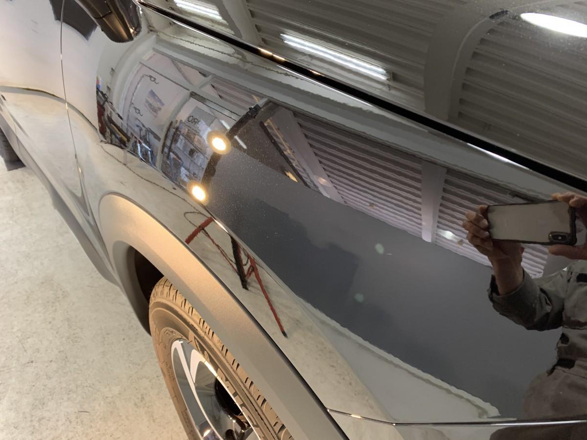 シトロエンC5エアクロス カーコーティング カーフィルム ルームクリーニング施工 From 兵庫県芦屋